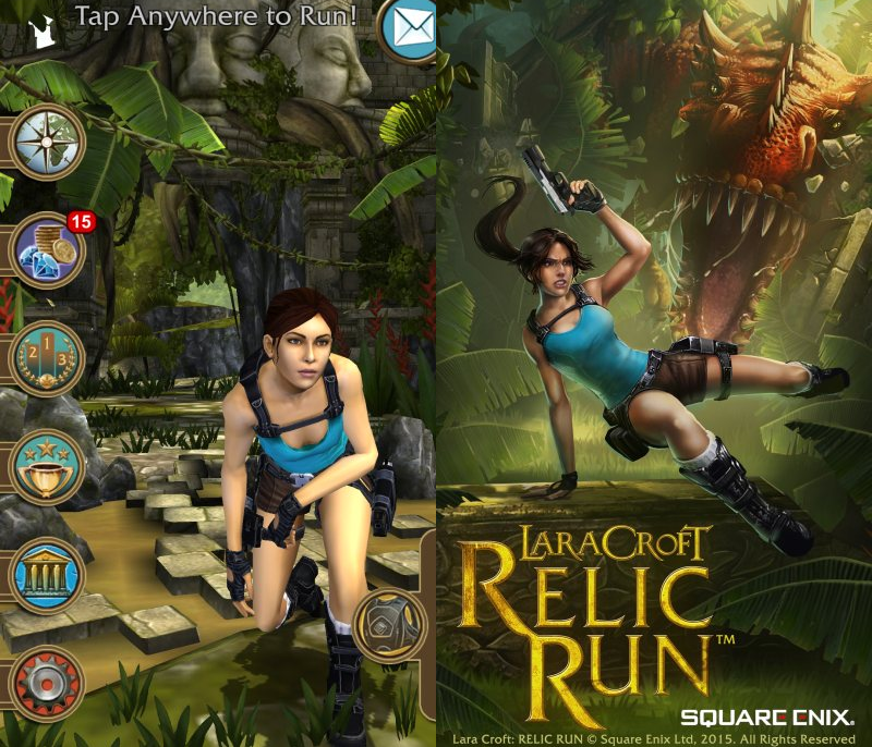 Lara Croft Relic Run Hack and Cheats for Android and IOS Lara Croft