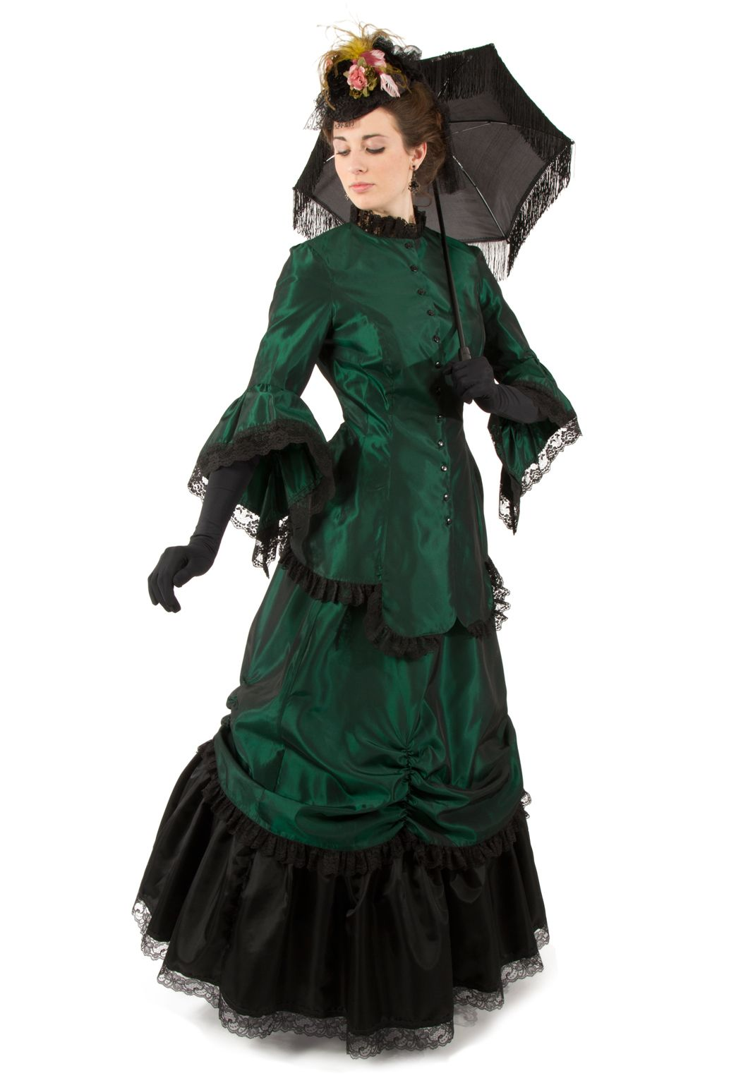 Corrina Victorian Bustle Dress Bustle Dress Victorian Fancy Dress Victorian Dress [ 1528 x 1060 Pixel ]