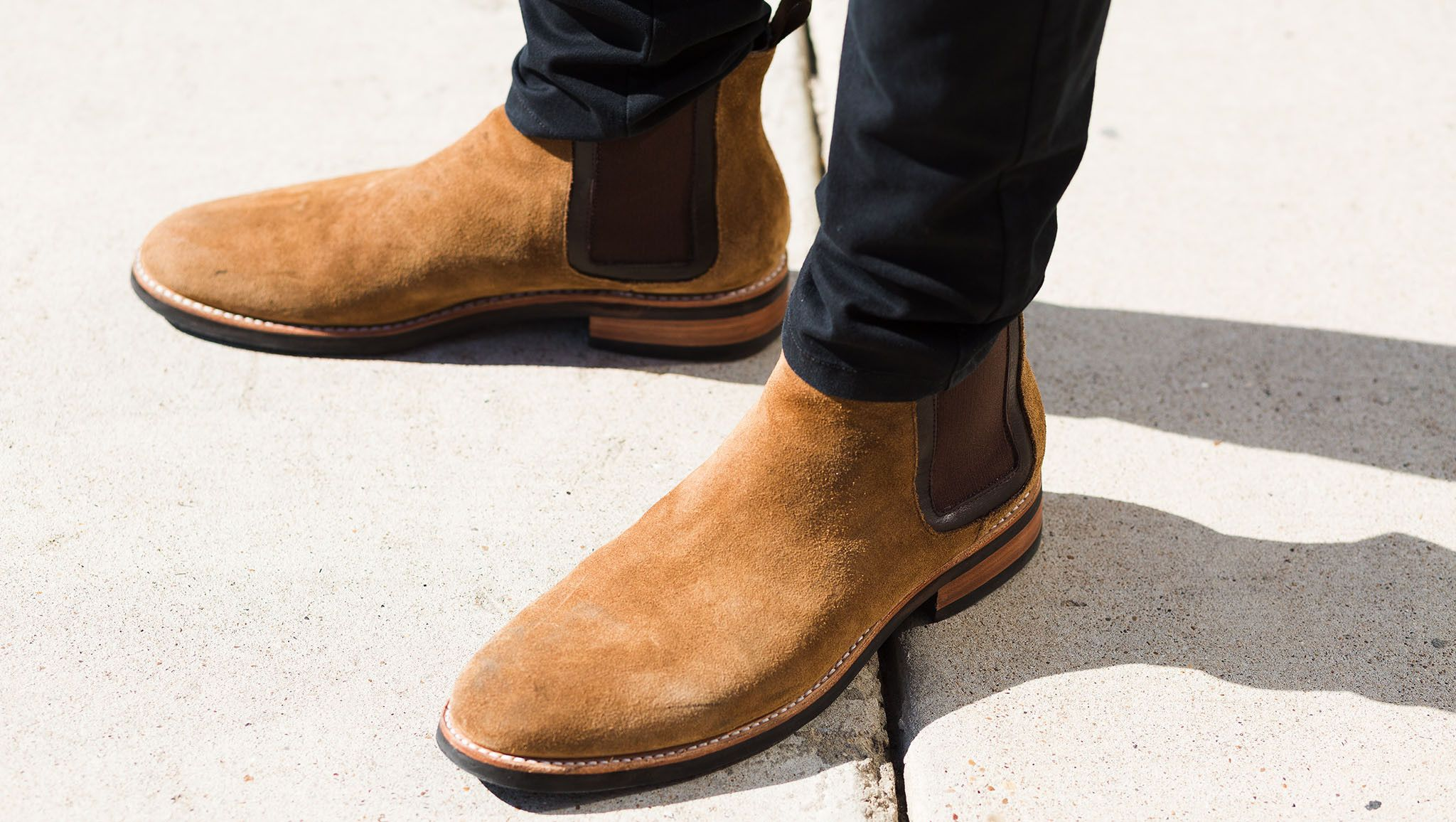 c4db14f4a598c Honey Suede Duke Boot | Suede | Boots, Sneaker boots, Shoes