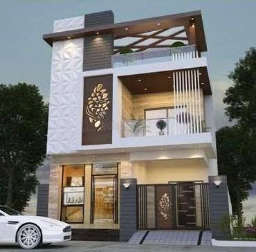 Image Result For Independent House Also Facade Casas Modernas Rh Ar  Pinterest