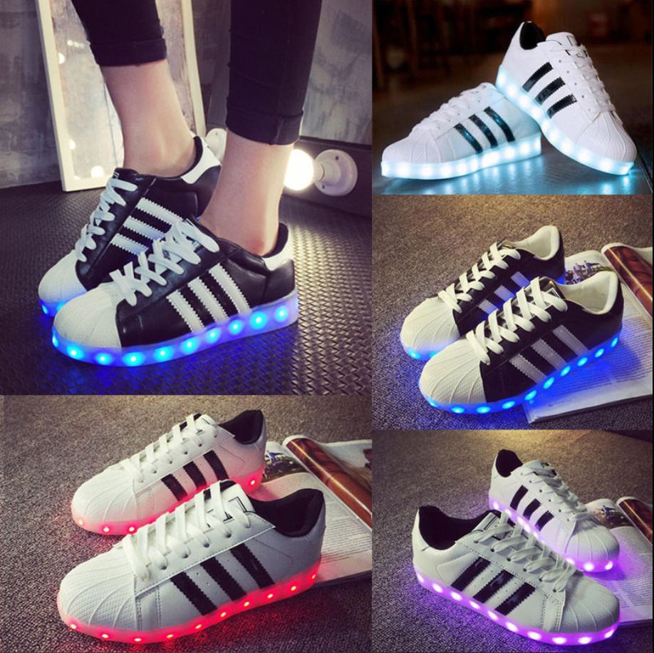 prezzo base negozio online store adidas superstar led light up shoes - Tescar.innovations2019.org