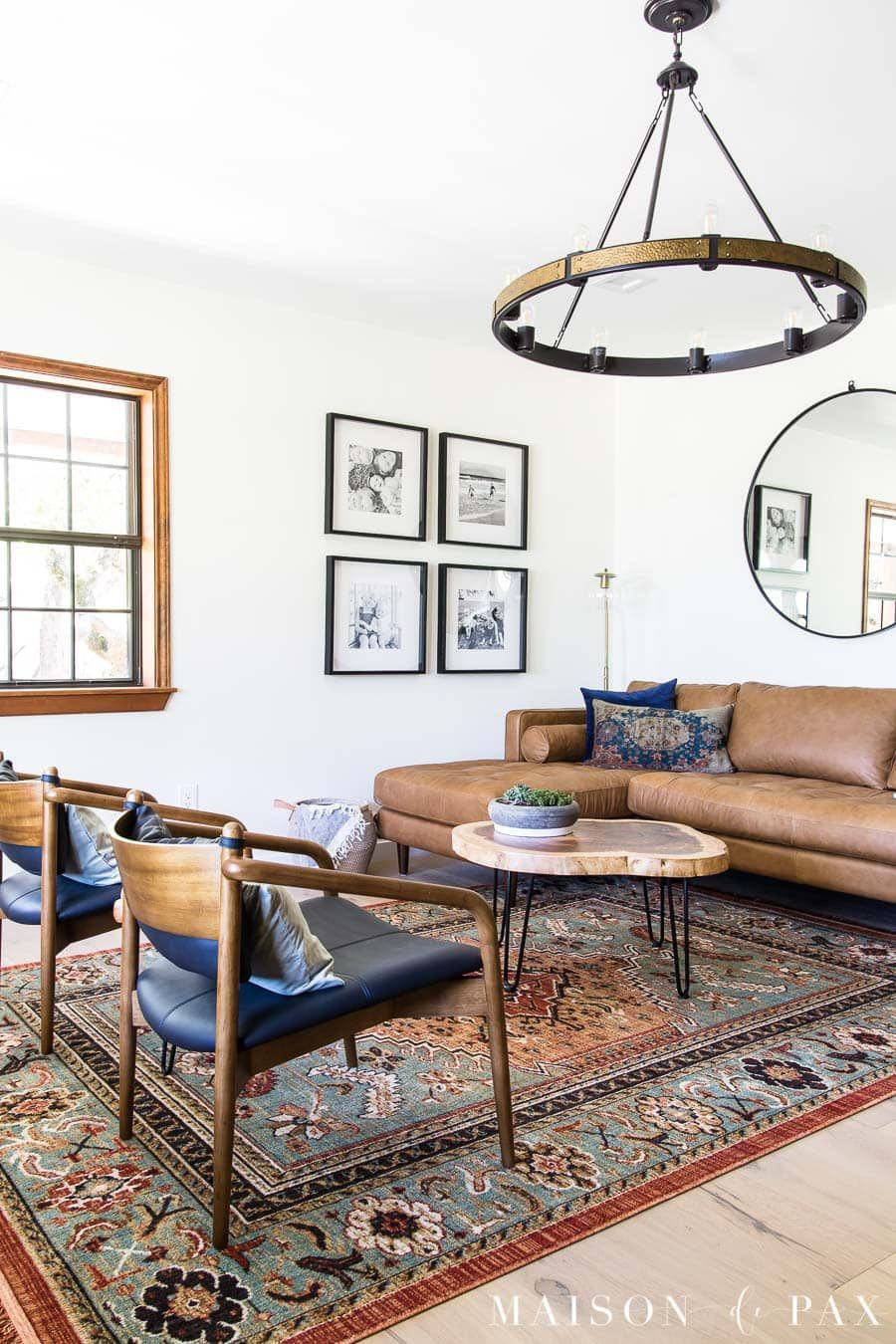 50 Living Room Ideas With Leather Furniture 2021 Brown Leather Sofa Living Room Leather Sofa Living Room Brown Leather Couch Living Room