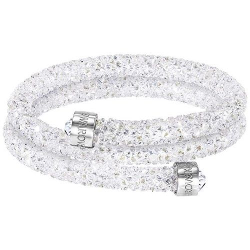 Swarovski Crystaldust Bangle Double