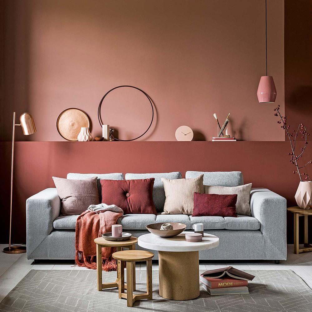 les 10 grandes tendances d co de l hiver 2018 en 2019. Black Bedroom Furniture Sets. Home Design Ideas