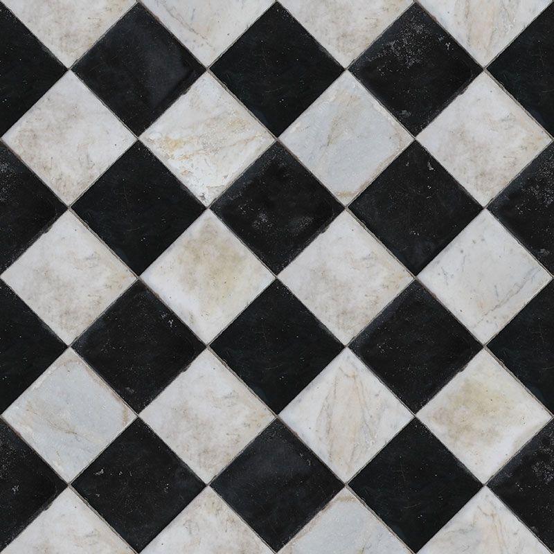 Black Chequered Wallpaper Checker Wallpaper Tile Wallpaper Geometric Wallpaper Design