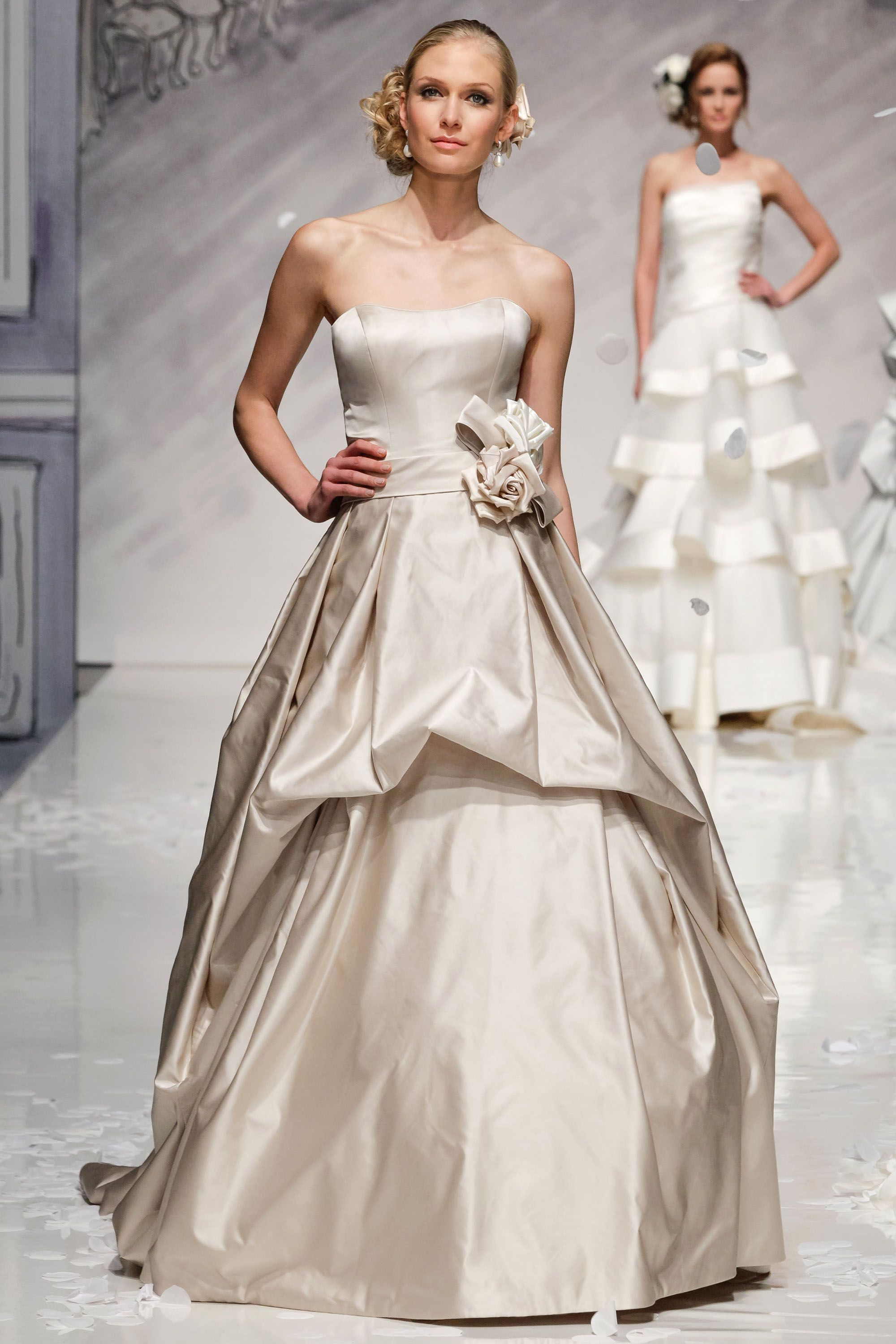 Ian Stuart Bride | Designer wedding dresses-Parisienne
