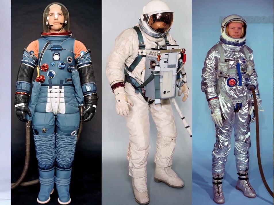 Картинки костюм космонавта