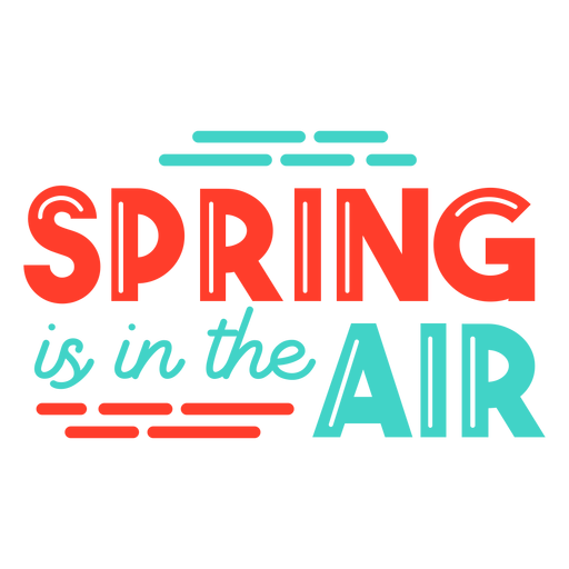 Spring Spring Is In The Air Stripe Badge Ad Ad Ad Spring Badge Stripe Spring Badge Stripe Layout Template
