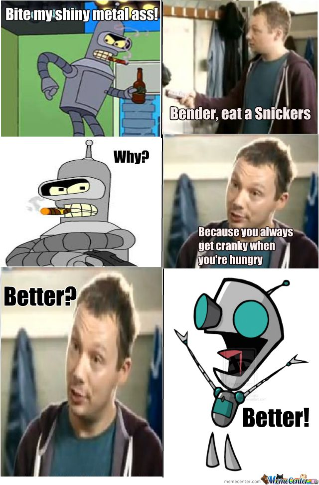 Eat A Snickers Bender Thought Of The Day Pinterest Memes Love