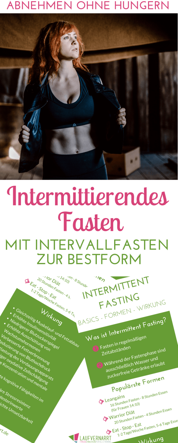 Photo of Intermittent Fasting: Lean Gains – Basics, Formen, Wirkung – Laufvernarrt