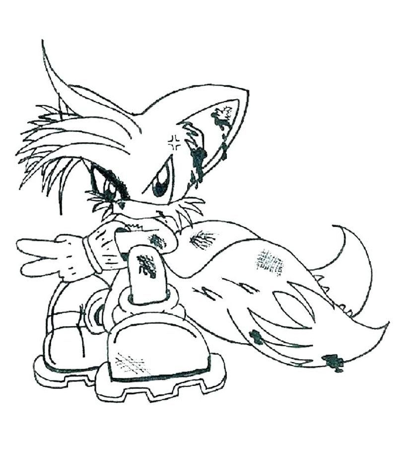 Sonic The Hedgehog Coloring Pages Coloring Pages Sonic The