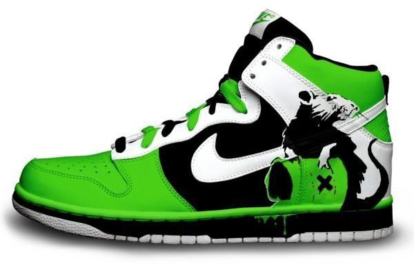 728c929badf9 60 Unique Nike Shoe Designs by Daniel...