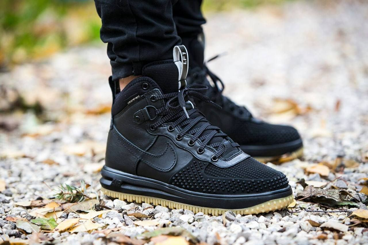 d650272764bb Nike Lunar Force 1 Duckboot - 2016 (by worldbox) Pack and travel with shoe  trees by Sole Trees  Sneakers  ShoeTrees  SoleTrees  ShoeTreesForSneakers