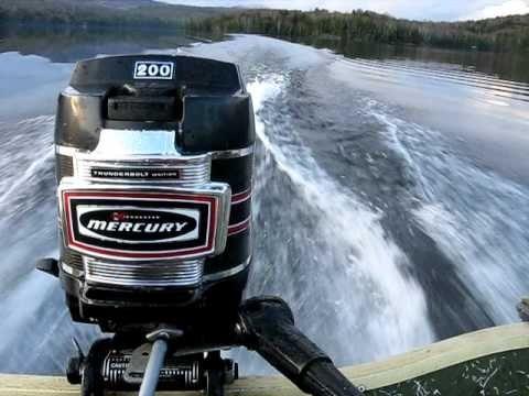Mercury 20 Hp Mercury Boats Outboard Motors Mercury Outboard