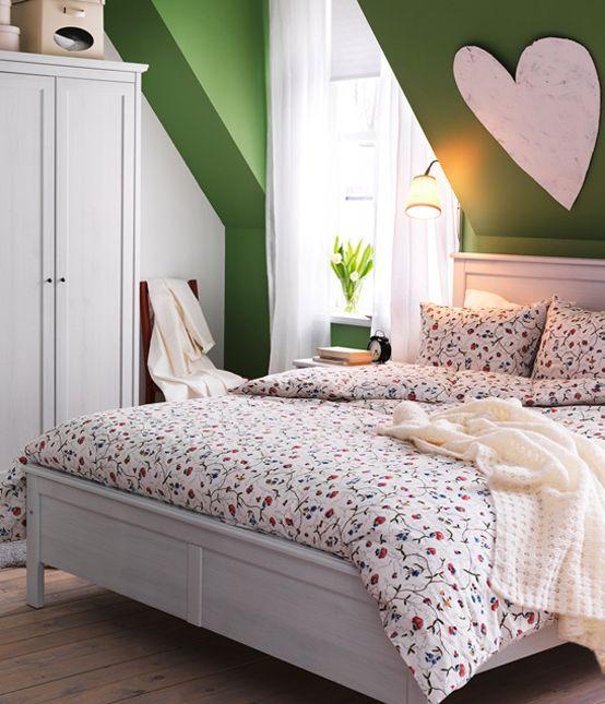 Ikea Schlafzimmer Idee Spálne, Dizajn, Spálňa