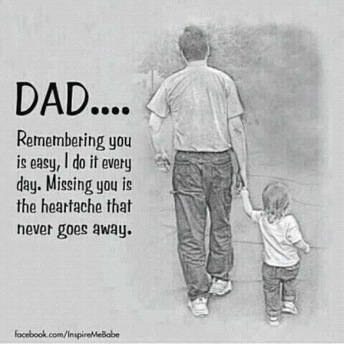 father's day remembrance poems