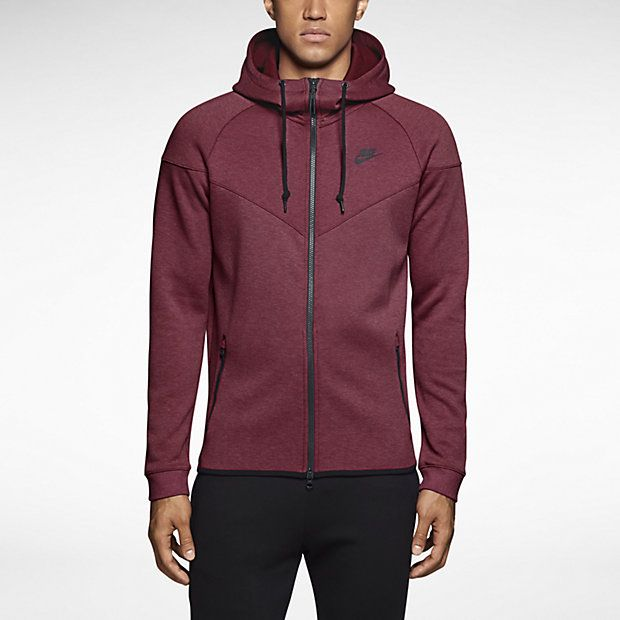 7338eca2af0e Nike Tech Fleece Windrunner Men s Hoodie