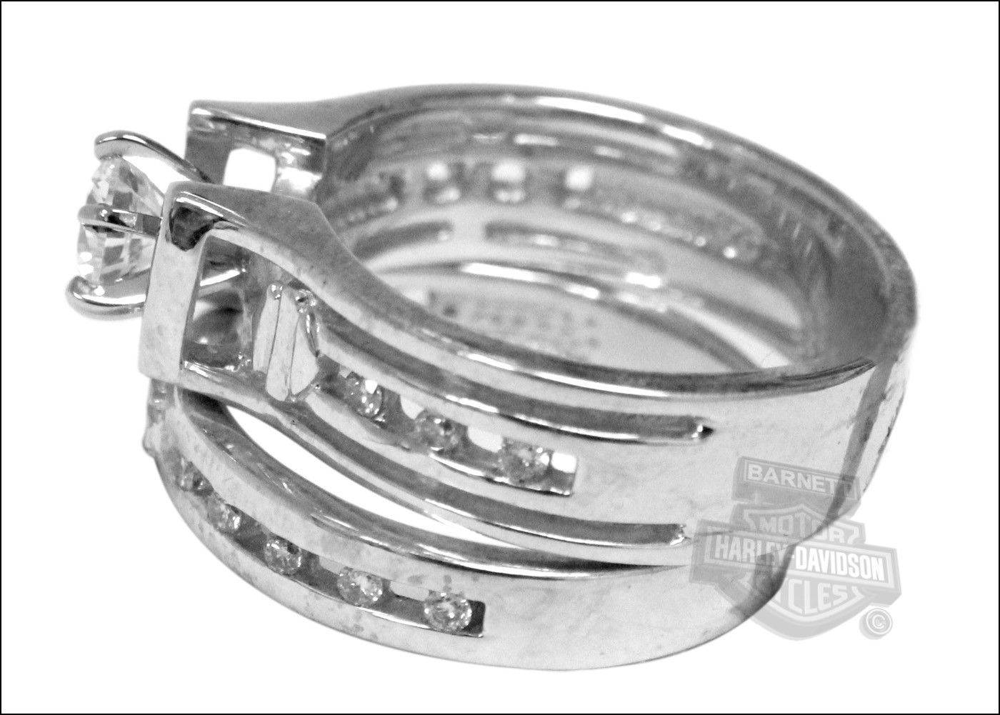 It is a graphic of Harley Davidson Wedding Ring Sets Harley davidson wedding rings