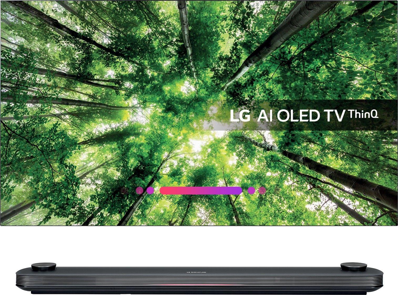 Buy Lg Oled65w8pla 65 Smart 4k Ultra Hd Hdr Oled Tv At