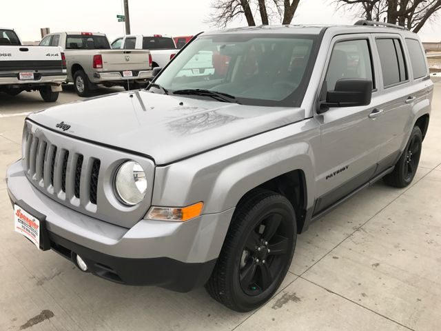 2015 Jeep Patriot Altitude Edition 4dr Suv For Sale By Spangler Automotive 125 East 9th Street P O Box 212 Suv For Sale Jeep Patriot 2015 Jeep