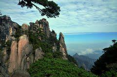 如诗如画三清山 As a poetic verse picture of  Sanqing Mountain        竞赛 Contest 11.2010