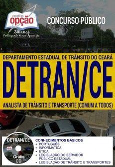 Apostila Analista De Transito E Transporte Comum A Todos