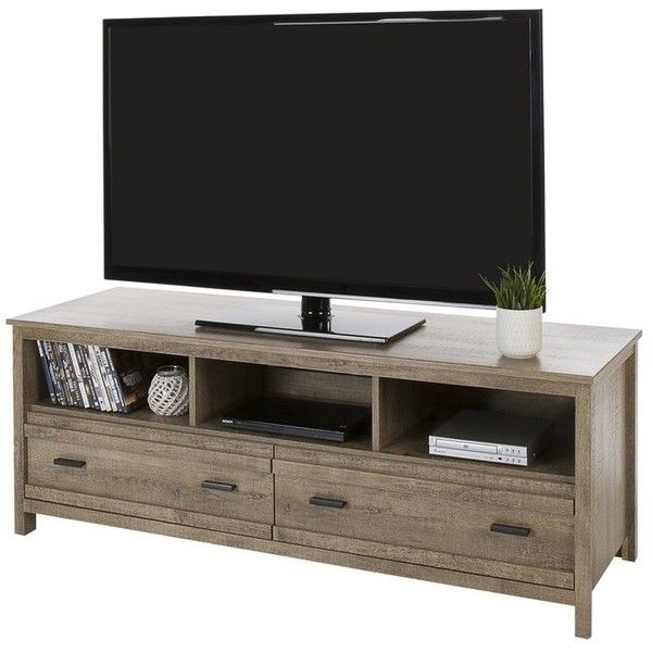 exhibit 60 tv stand 695 pen liked on polyvore featuring home