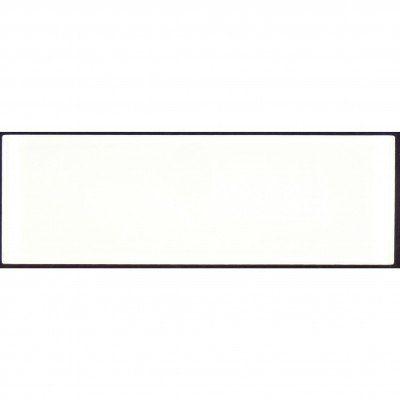 Bright White Gl 88 4 X 12 Glossy Tile