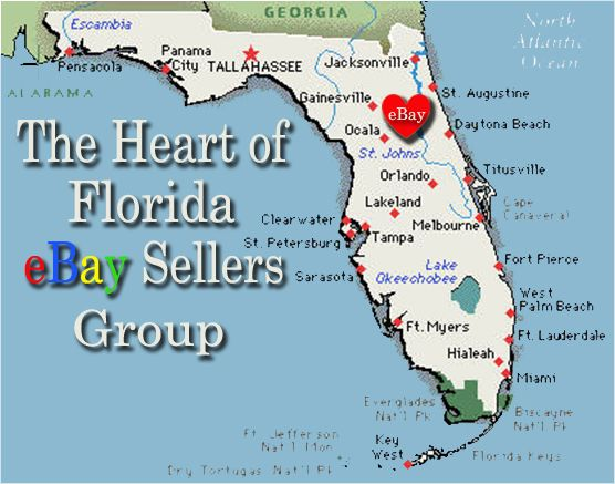 Heart Of Florida Ebay Sellers Group Ocala Fl Florida