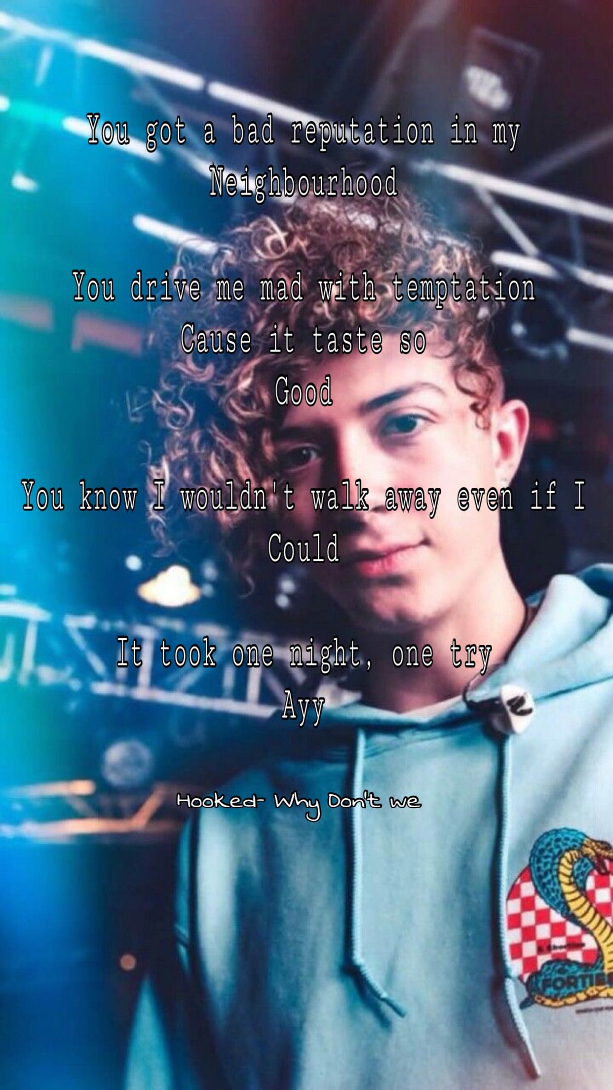 Why Don T We Hooked Hook Lyrics Song Memes Why Dont We Band