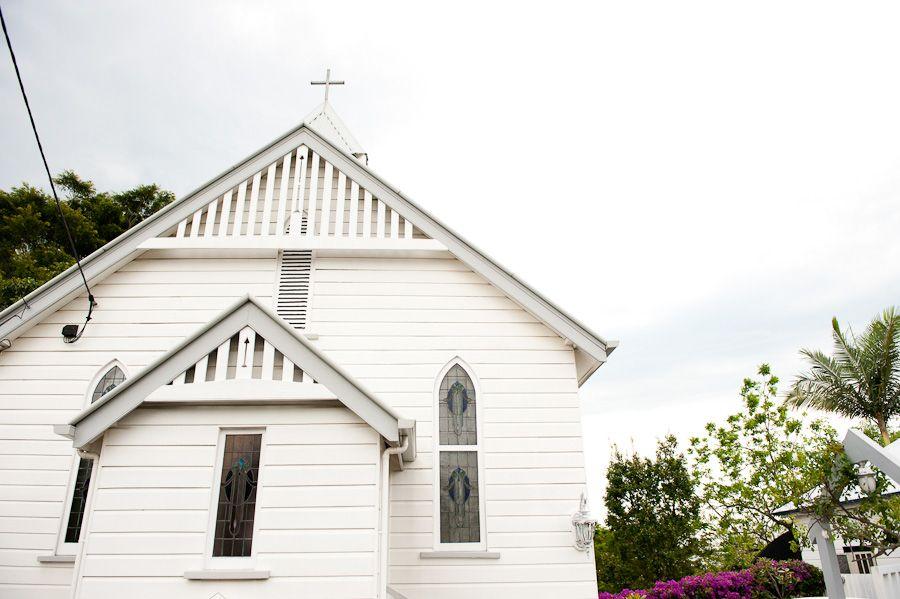 Brisbane Wedding Chapels