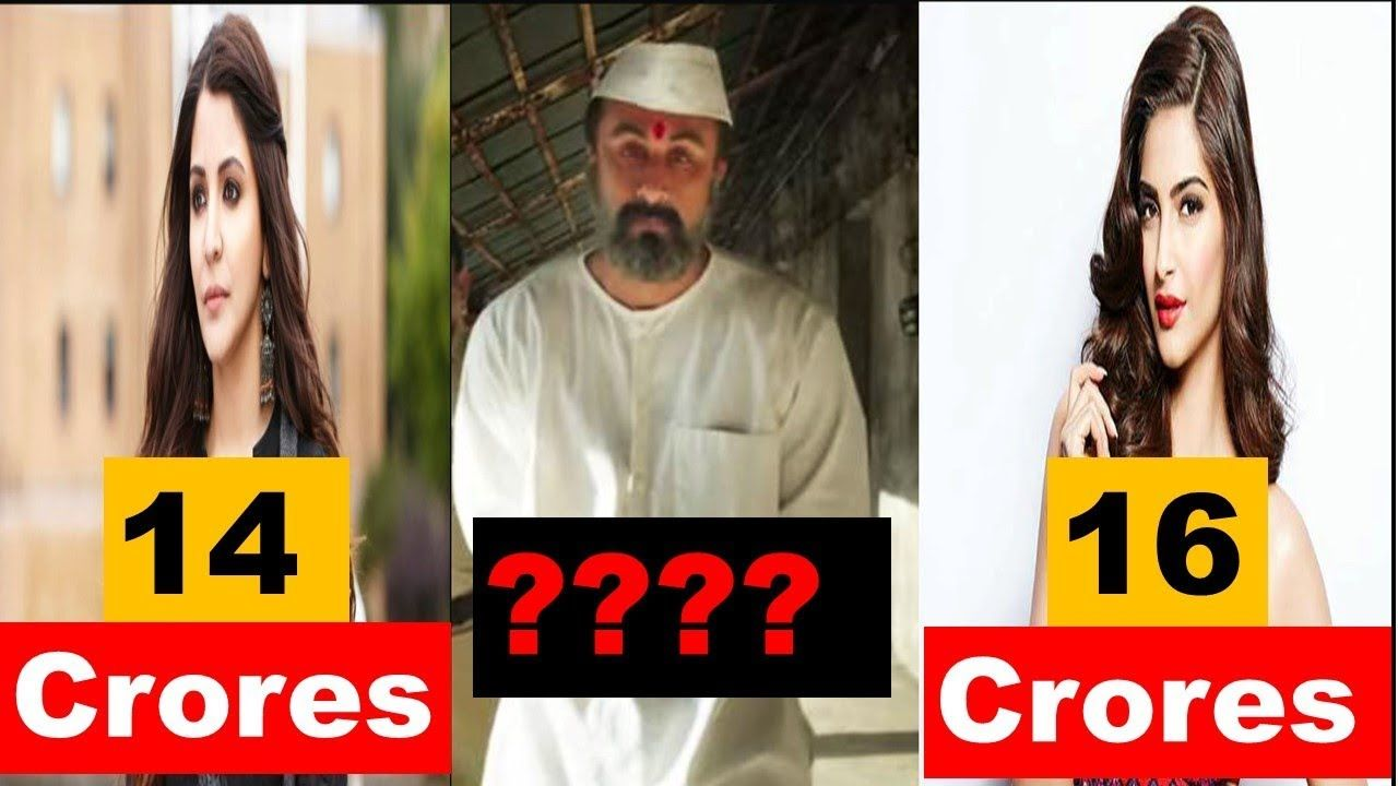 Sanju Movie Actors And Actress Salary Who Is Playing Who In