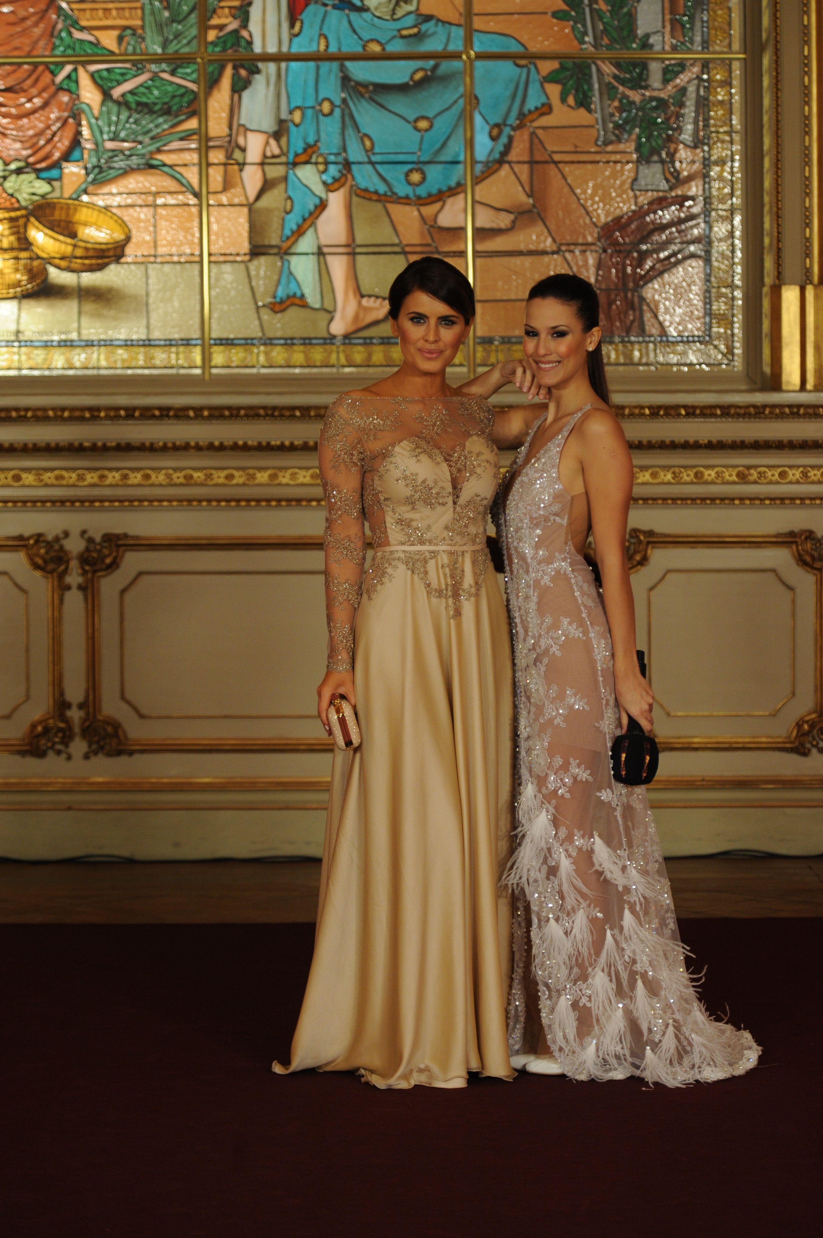 Silvina Luna y Luli Fernandez. telefe.com