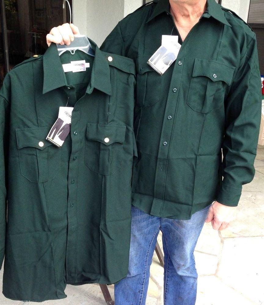 Mens Emerald Green Dress Shirt