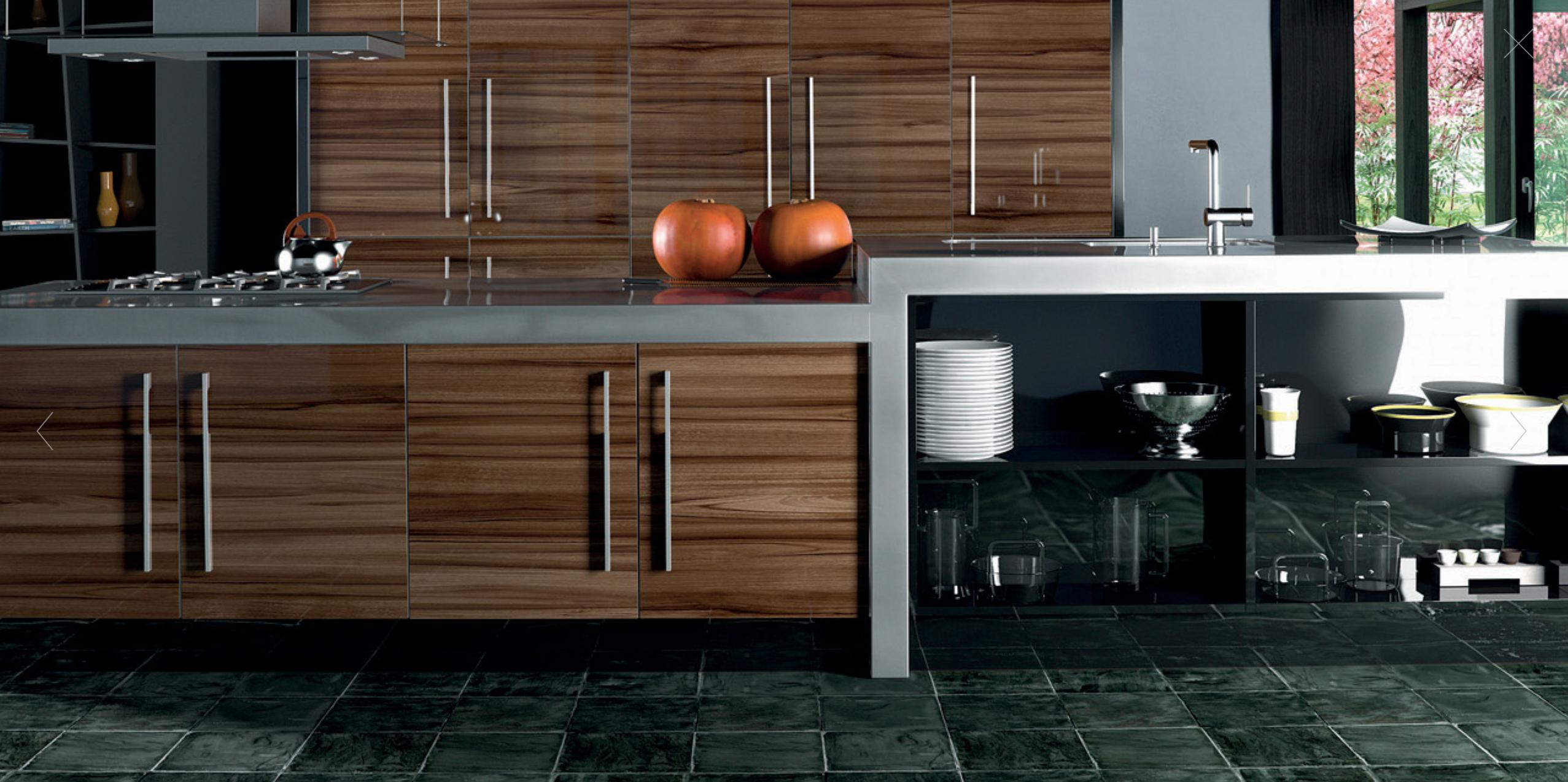 Tigerwood Cheap kitchen units, Kitchen door designs