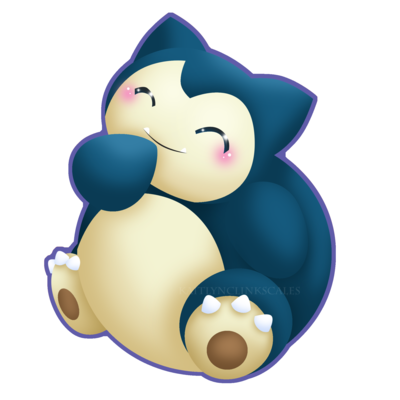 Chibi Snorlax #143 | Drawing | Pinterest | Chibi, Pokémon ...