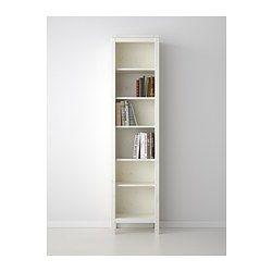 HEMNES Boekenkast - witgebeitst - IKEA | puck kamer | Pinterest ...