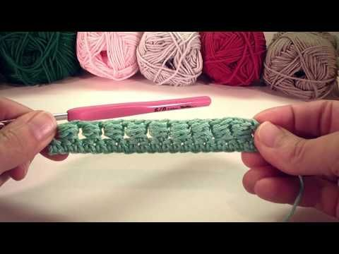 Leren Haken Parelsteek Youtube Kotott Pinterest Crochet