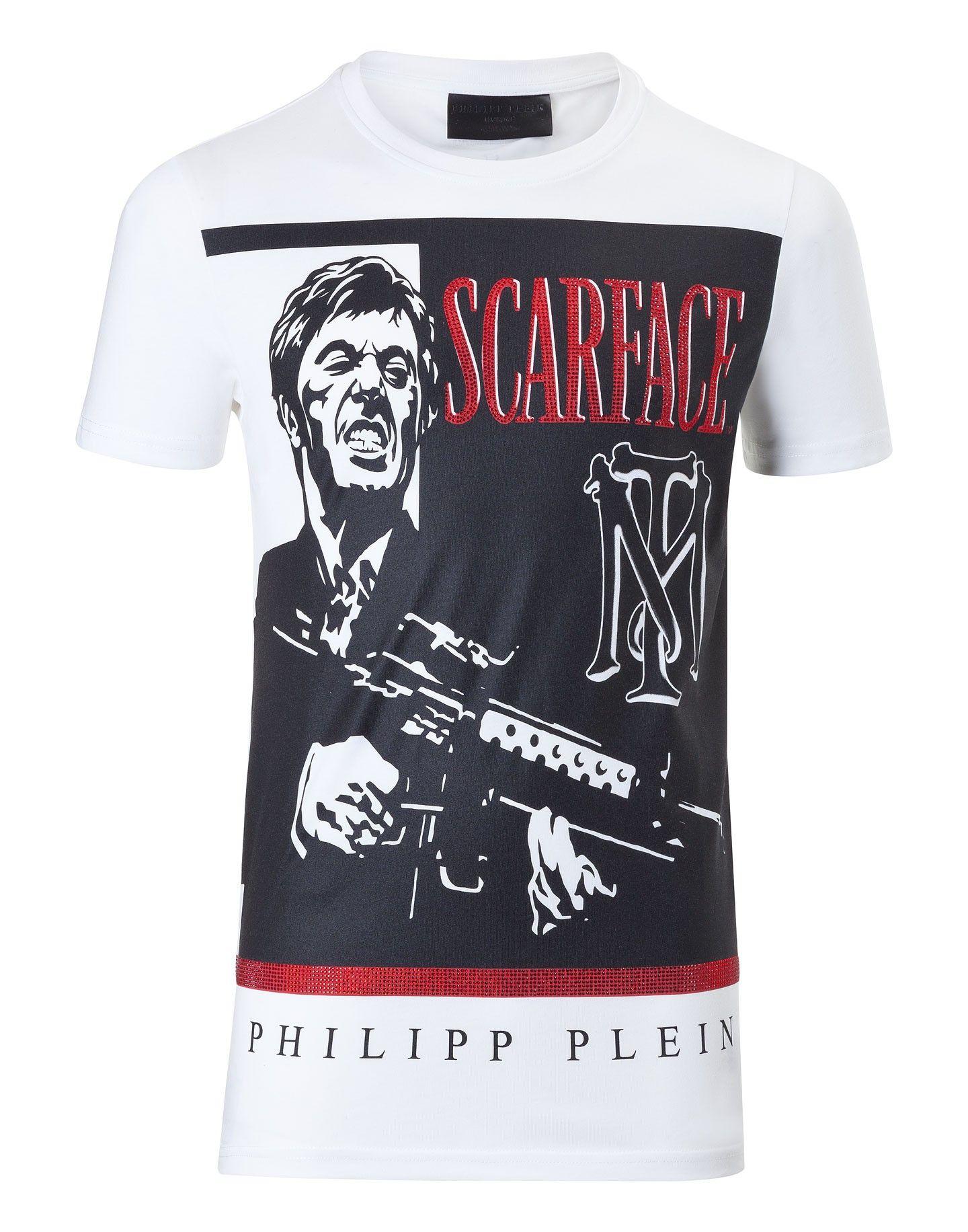 The Plein philippplein cloth Philipp Shirt T Godfather Le Oqx8qwR