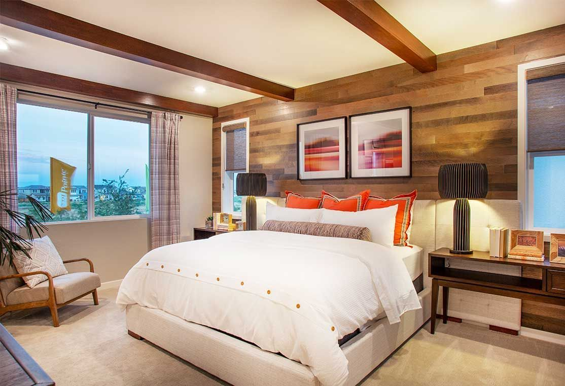 Plan 1 Master Bedroom | Breakwater by TRI Pointe Homes | River Islands in Lathrop, CA   #RiverIslands #RiverIslandsLathrop #RiverIslandsCA #RiverIslandsCommunity #CommunityAtRiverIslands #NorCal #NorCalRealEstate #NorCalLiving #BayAreaHomes #BayAreaRealEstate #NorCalHomes #LakeLife #LakeLifeAtRiverIslands #LakeLifeInspiration #RiverIslandsLife #LifeAtRiverIslands