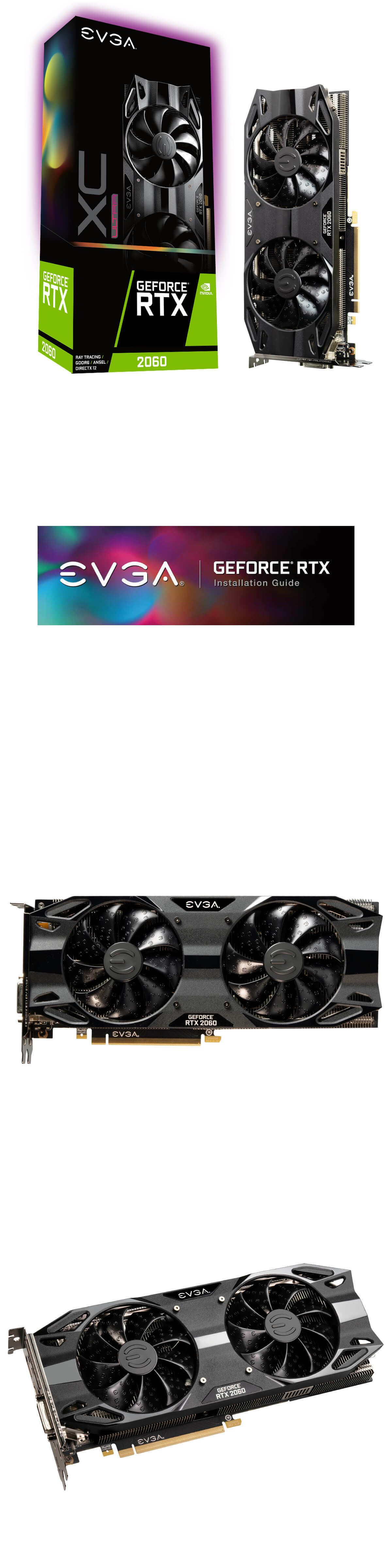 Computer Components and Parts 175673: Evga Geforce Rtx 2060