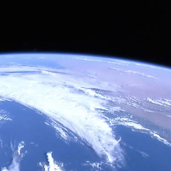 The Overview Effect Via Video