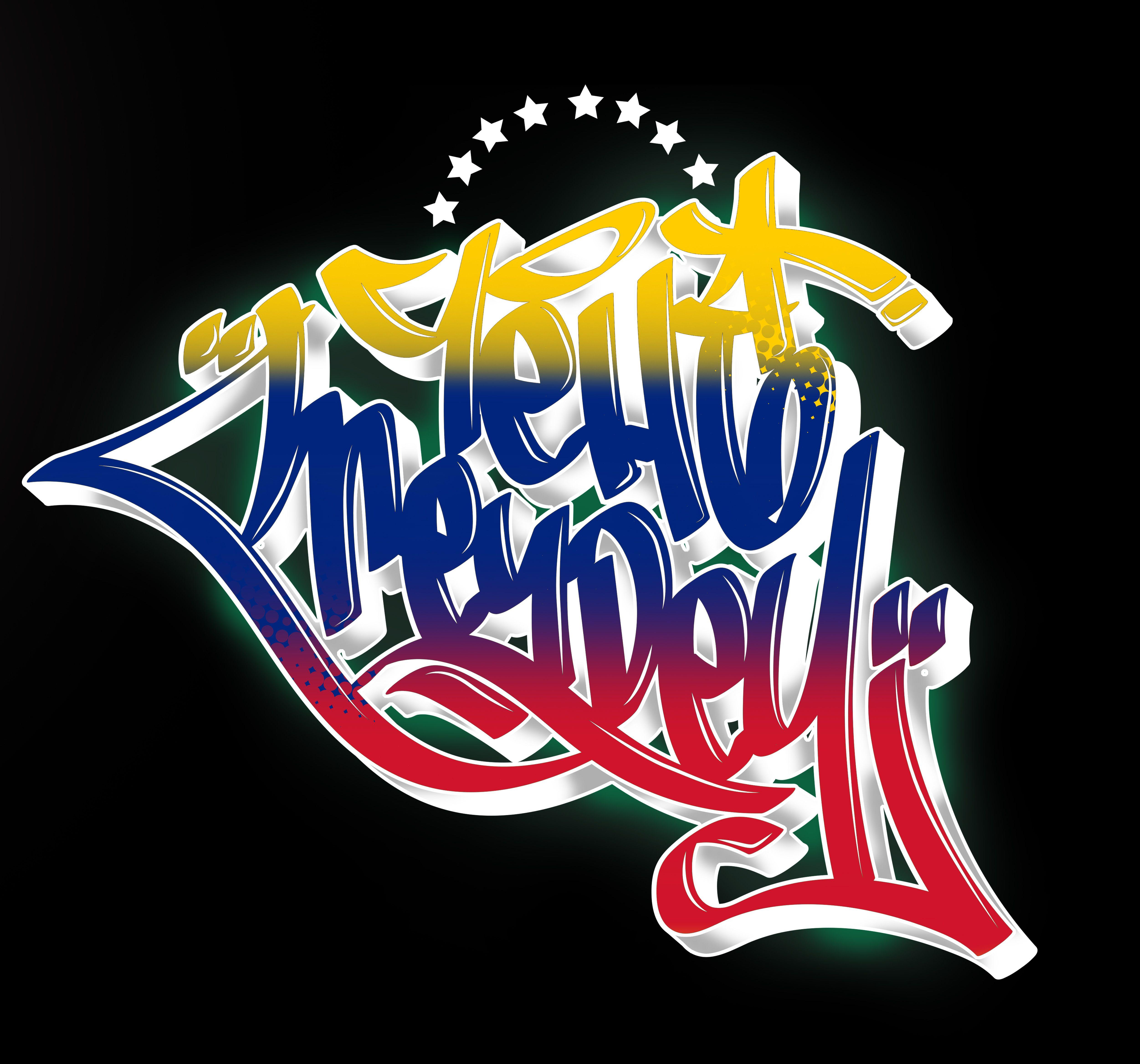 # Logo para un rapero venezonalo
