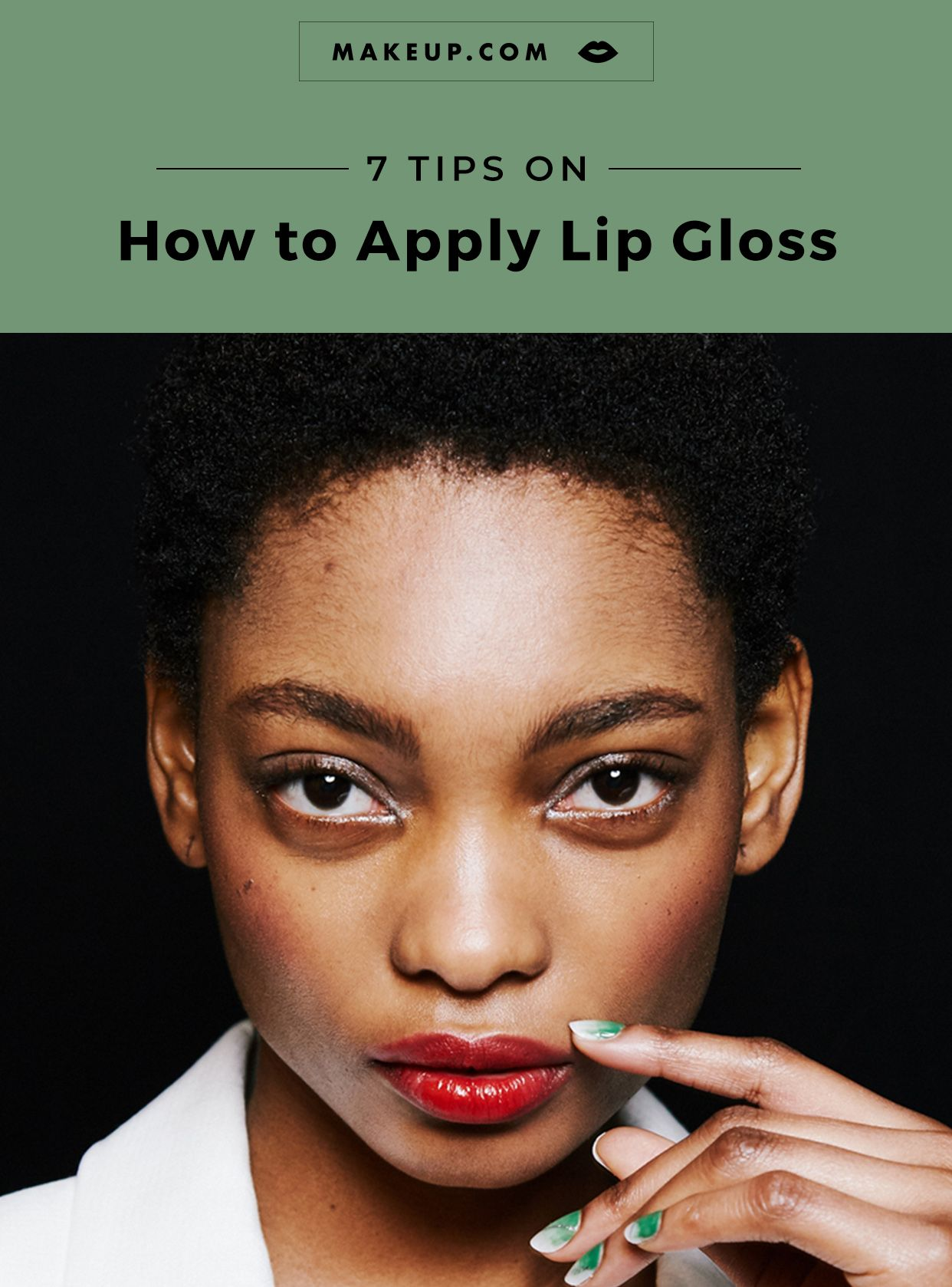 Lip Gloss Tips From a Makeup Artist Makeup artist tips