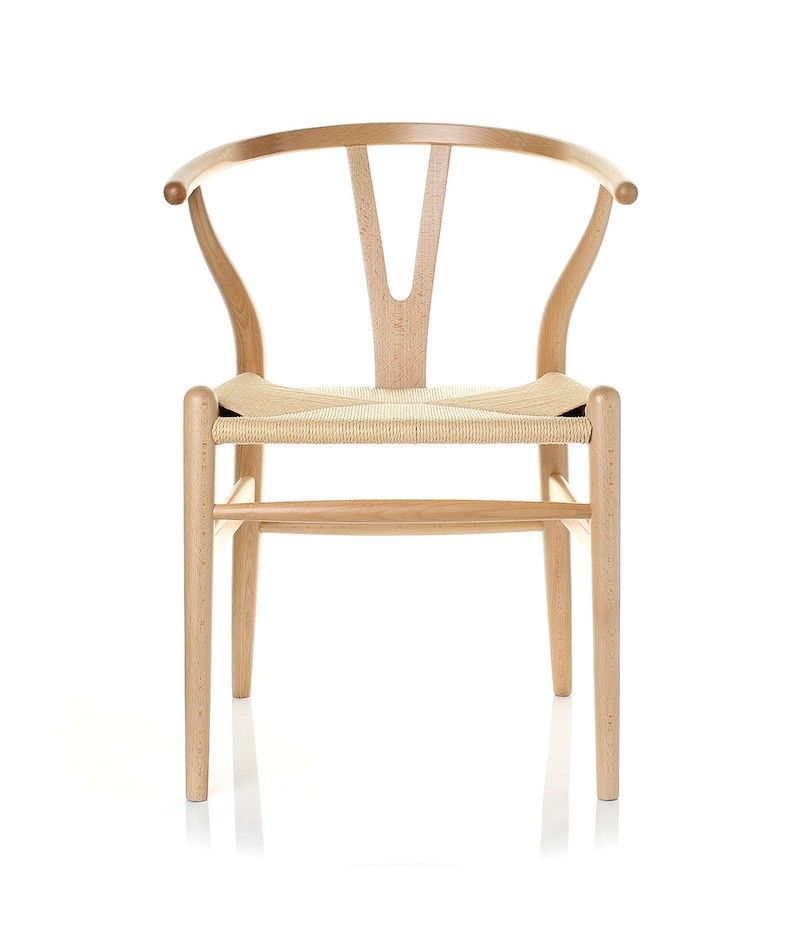 Der Hans Wegner Wishbone Chair Trägt Unter Vielen Designern Sowie  Architekten Den Titel Des U201eSchönsten Stuhls Der Weltu201c. Er Passt Gleicherm