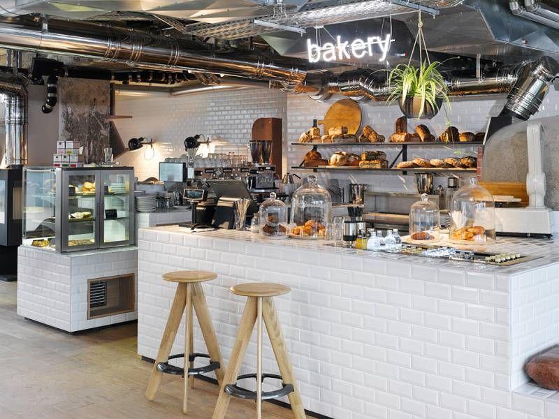 Berlin Hotel Design - Offene Küche wie in der Bäckerei ...