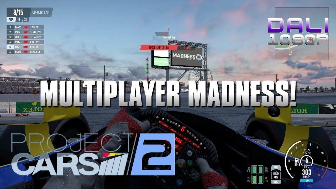 Project Cars 2 Online Multiplayer Vehicle IR12 Honda