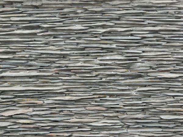 dark stone tile texture. Newly set grey flat stone  Stone Pinterest Flat