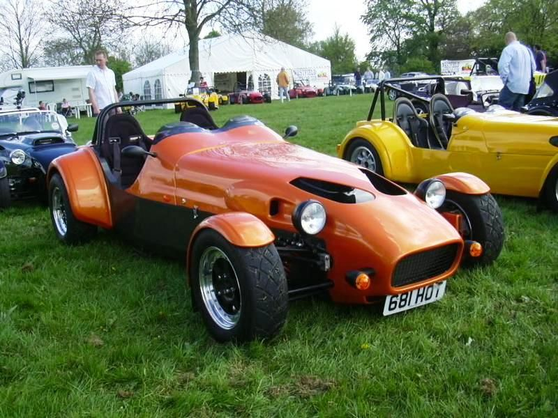Westfield FW400 | British kit and replica cars | Pinterest | Kit ...