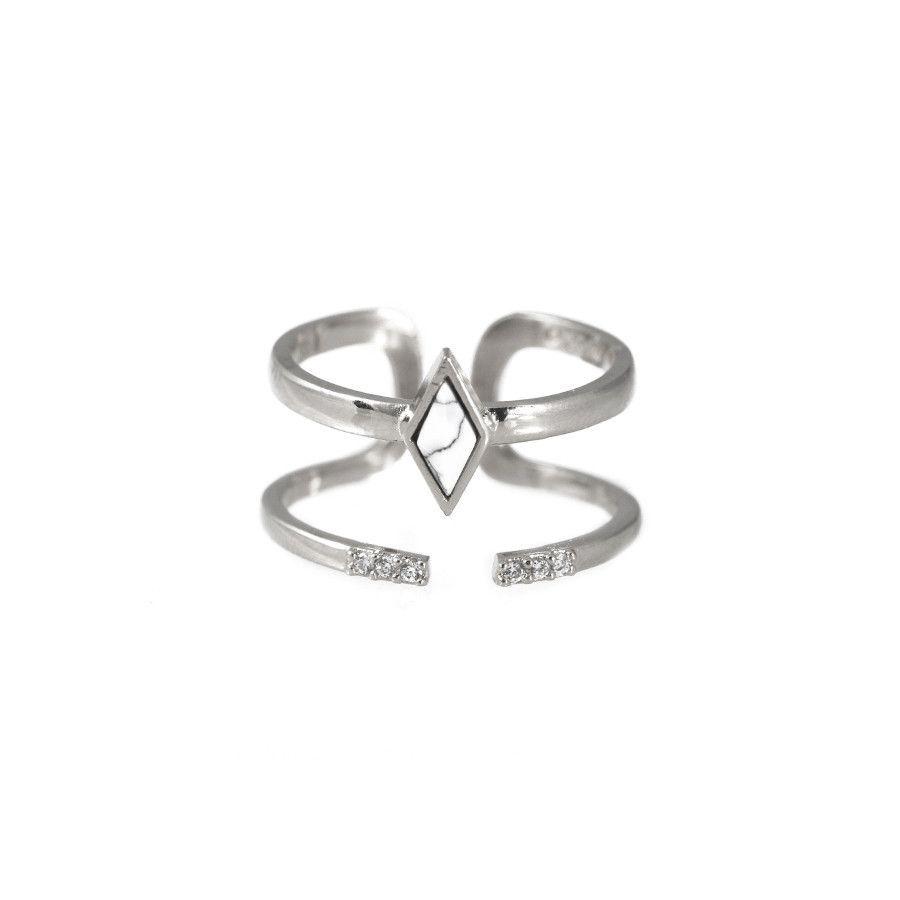 Wanderlust + Co Orion Wrap Ring in Metallic Gold SS6oduR